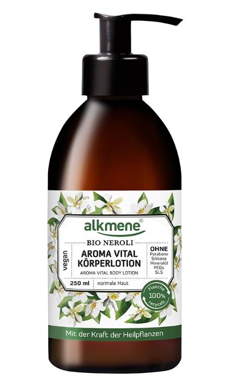 ALKMENE BIO Aroma Vital tělový lotion - Neroli 250 ml