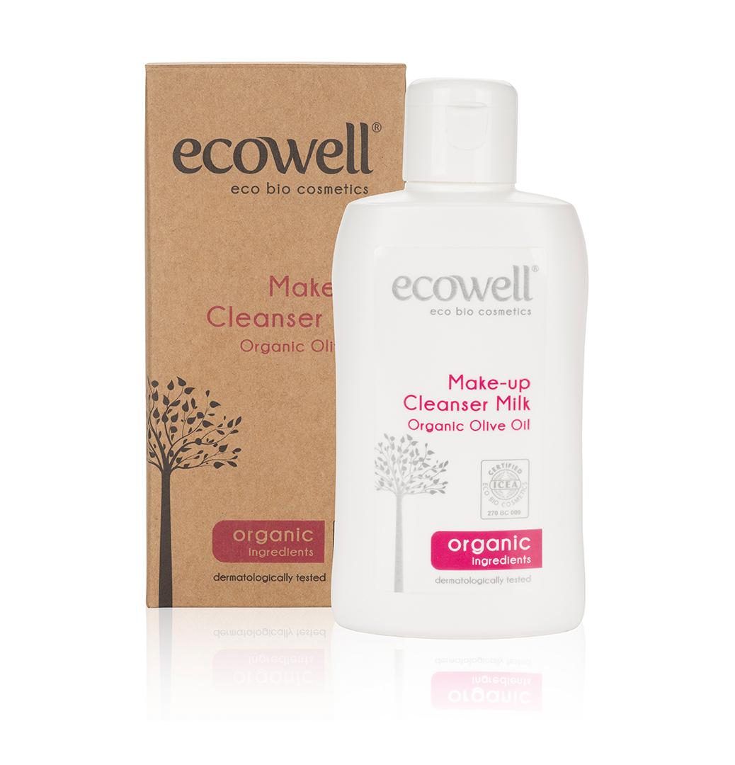 ECOWELL Odličovací mléko BIO 150 ml