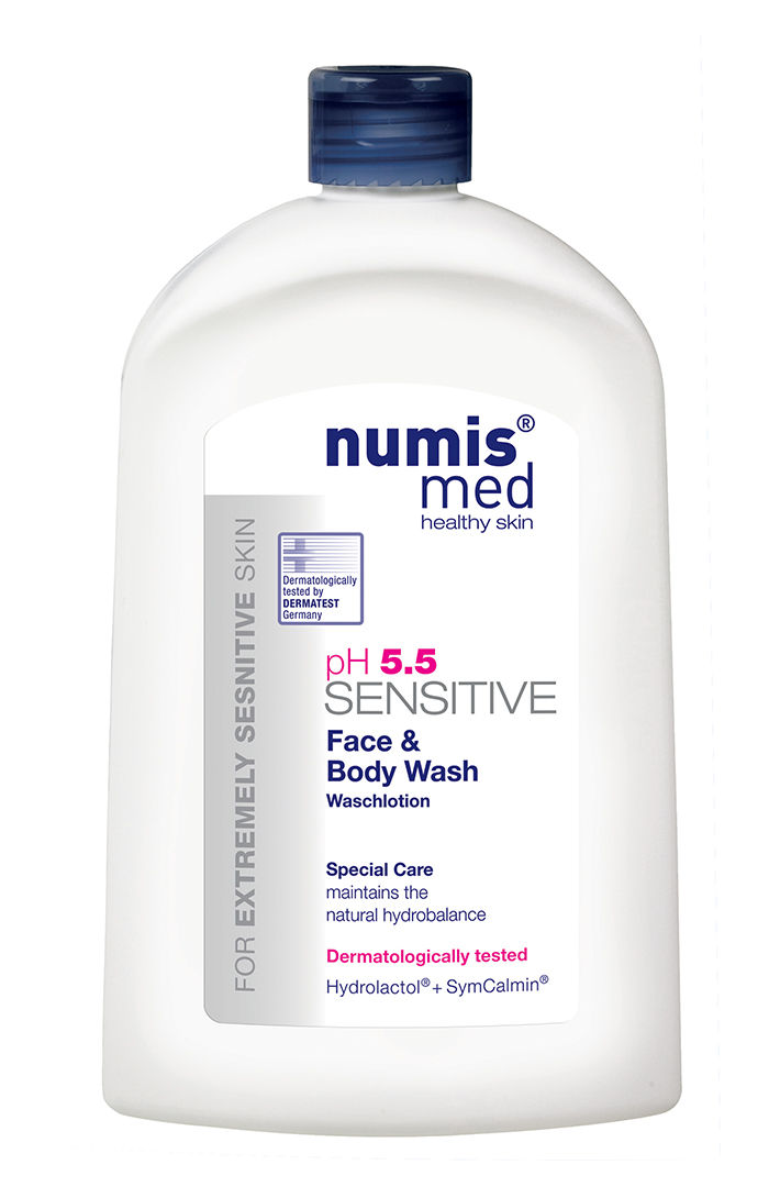 NUMIS MED SENSITIVE PH 5,5 SENSITIVE Koupelová  & sprchová voda - náplň  100 ml
