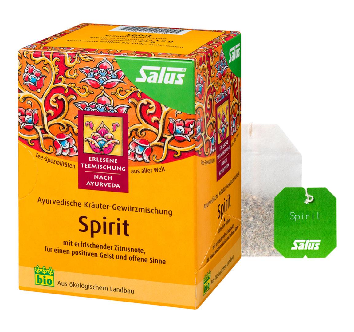 SALUS Spirit® - Ajurvédská směs 15 sáčků