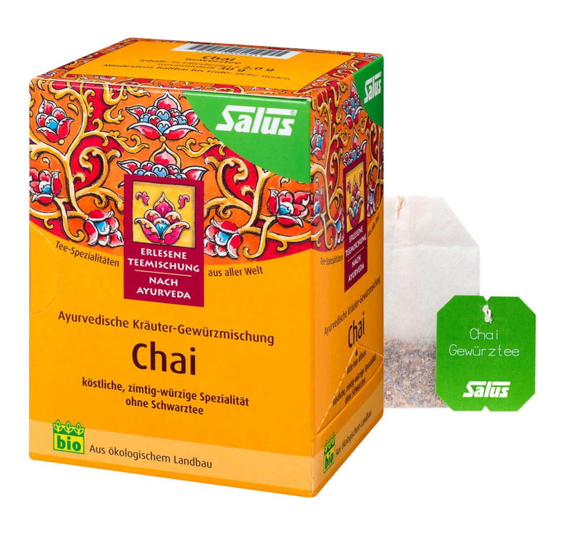 SALUS Chai (Ajurvédská bylinná směs) 15 sáčků