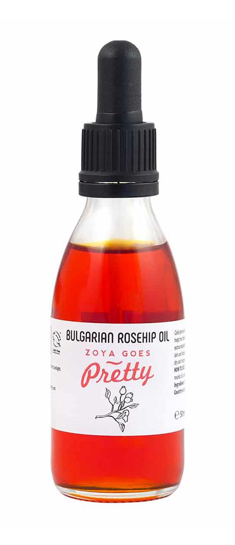 ZGP - Olej z šípkových plodů, za studena lisovaný 50 ml