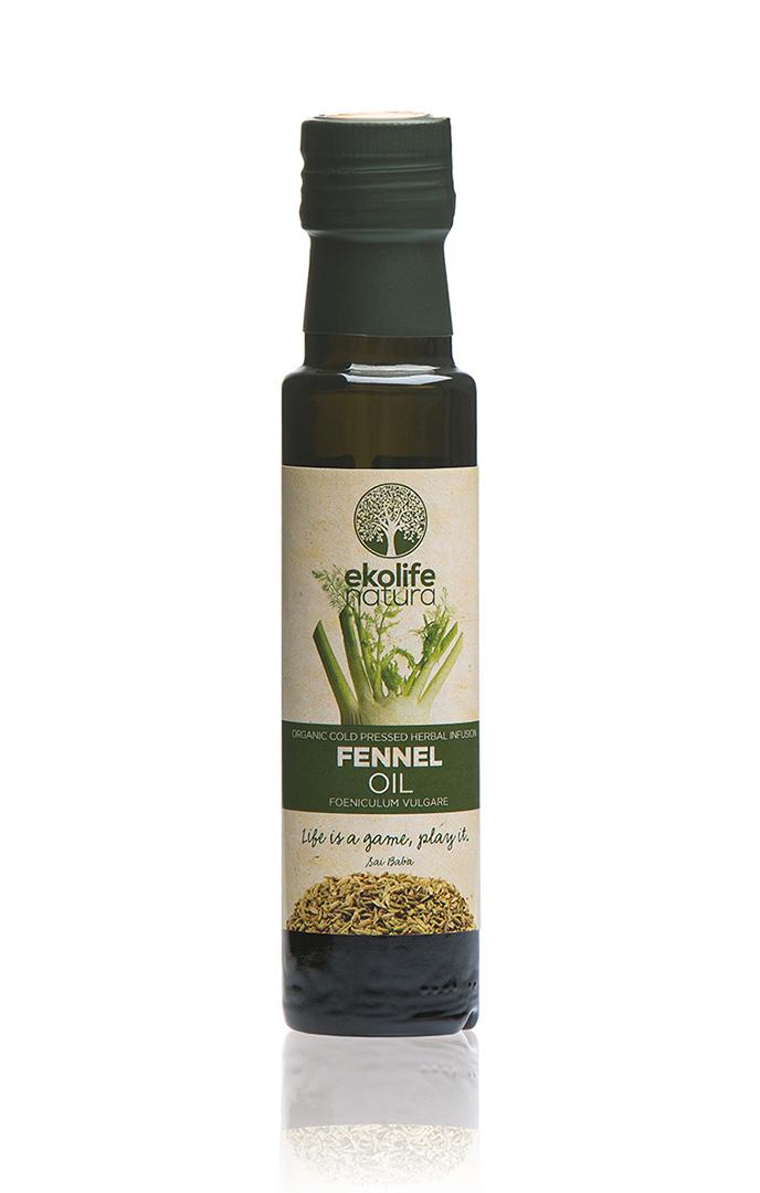 Z-EKOLIFE NATURA Olej z fenyklových semínek 100 ml