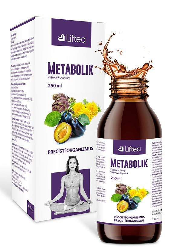 LIFTEA METABOLIK  SIRUP 250 ml