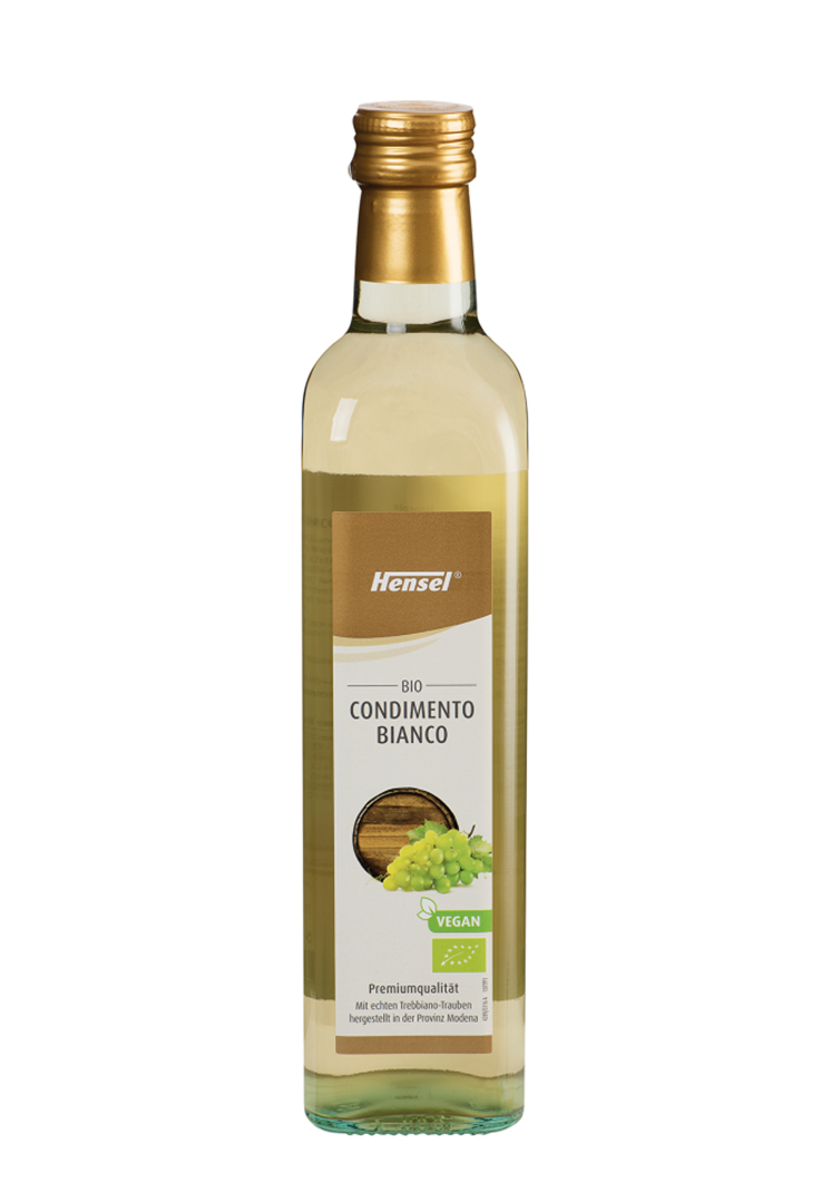 SCHOENENBERGER® Hensel® Ocet Balsamico Bianco 500ml
