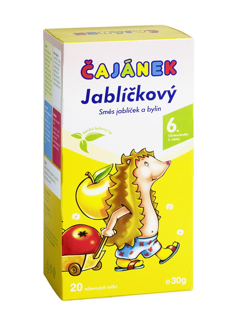 ČAJÁNEK JABLÍČKOVÝ porc. 20 x 1,5g