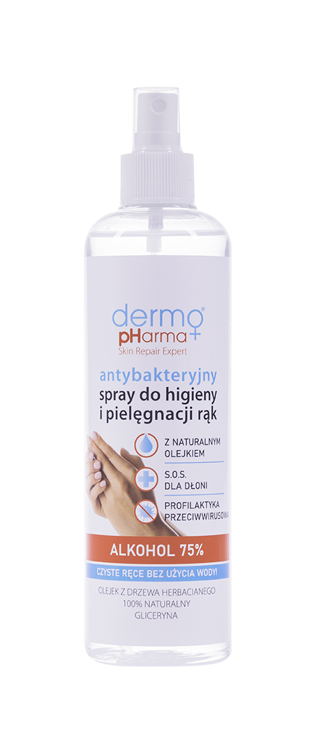 DERMOPHARMA DEZINFEKČNÍ SPRAY 75% 100 ML