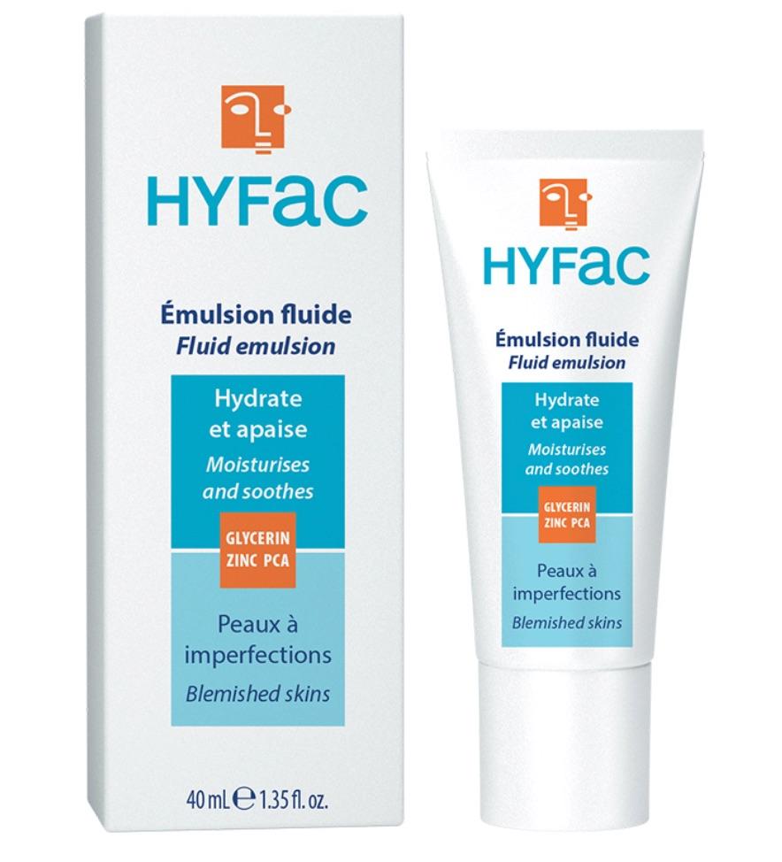 HYFAC Ochranná fluidní emulze proti akné 40 ml