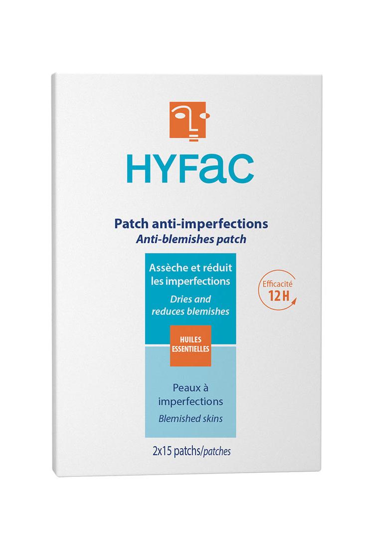 HYFAC Anti-blemish ošetřující náplasti na akné 2x15 ks