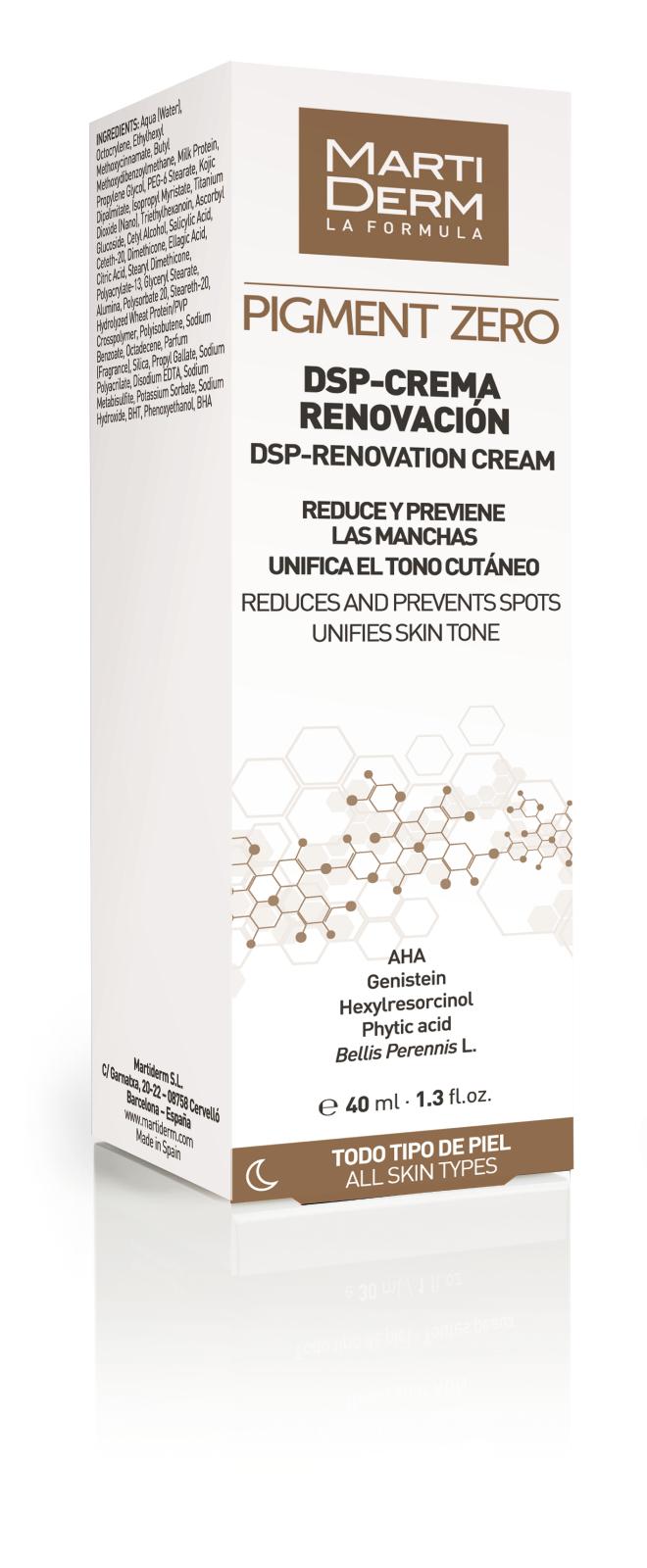 MD Depigmentační obnovující krém 40 ml