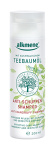ALKMENE TEA TREE šampon proti lupům  200 ml