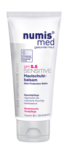 NUMIS MED SENSITIVE PH 5,5 SENSITIVE  Ochranný balzám na pleť  100 ml