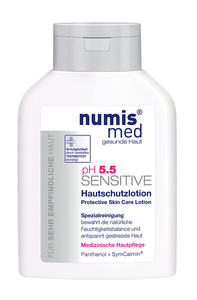 NUMIS MED SENSITIVE PH 5,5 SENSITIVE  Ochranná emulze na pleť  200 ml