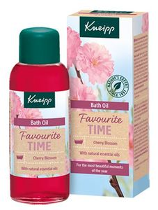 KNEIPP Olej do koupele Favourite time 100 ml