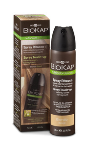 BIOKAP Nutricolor Delicato Spray Touch Up  - Blond - 75 ml